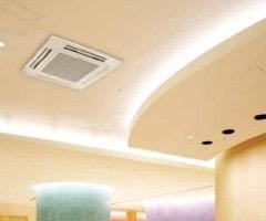 Klimatyzacja do biura Panda Automation